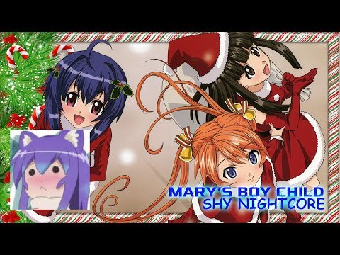 [Nightcore] Mary's Boy Child