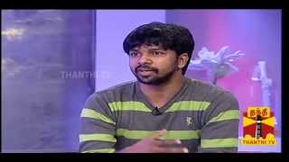 NATPUDAN APSARA - Lyricist Madhan Karky & Actress Dhansika EP12 SEG -128.09.13 Thanthi TV