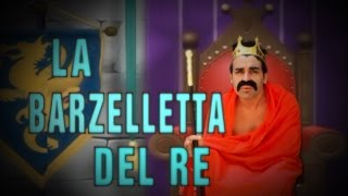 LA BARZELLETTA DEL RE - Davidekyo