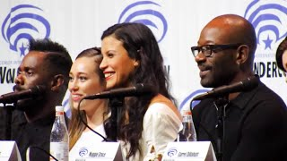 FEAR THE WALKING DEAD PANEL // WonderCon 2018