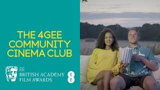 The 4GEE Community Cinema Club Trailer