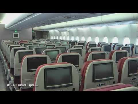 Farnborough 2012 - Interior Tour of Malaysia Airlines A380 - HD