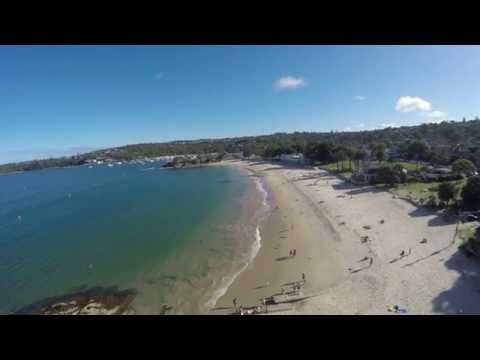 The All New Kaiser Baas Delta Drone Delivers Some Impressive Capability - Balmoral Beach