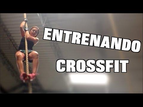 Download Entrenando Crossfit   Naty Arcila   Screenshots