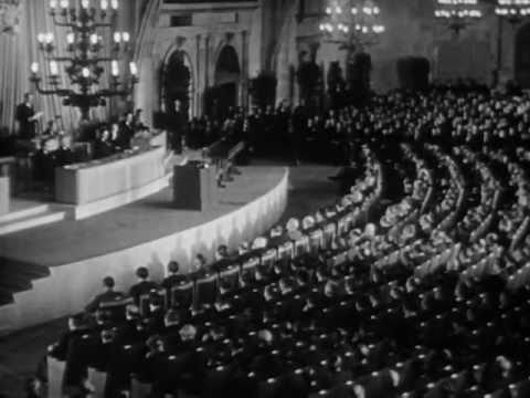 Czechoslovakia Post WW II: Politics, Communist Infiltration, 1948