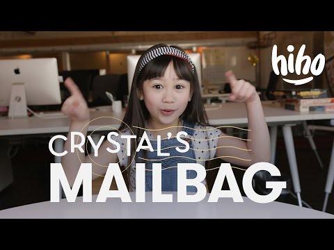 Crystal's Mailbag #1