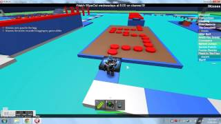 ROBLOX - Wipeout Obby