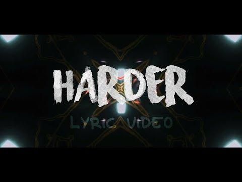 Afterfab ft. Ismael - Harder (Lyric Video)