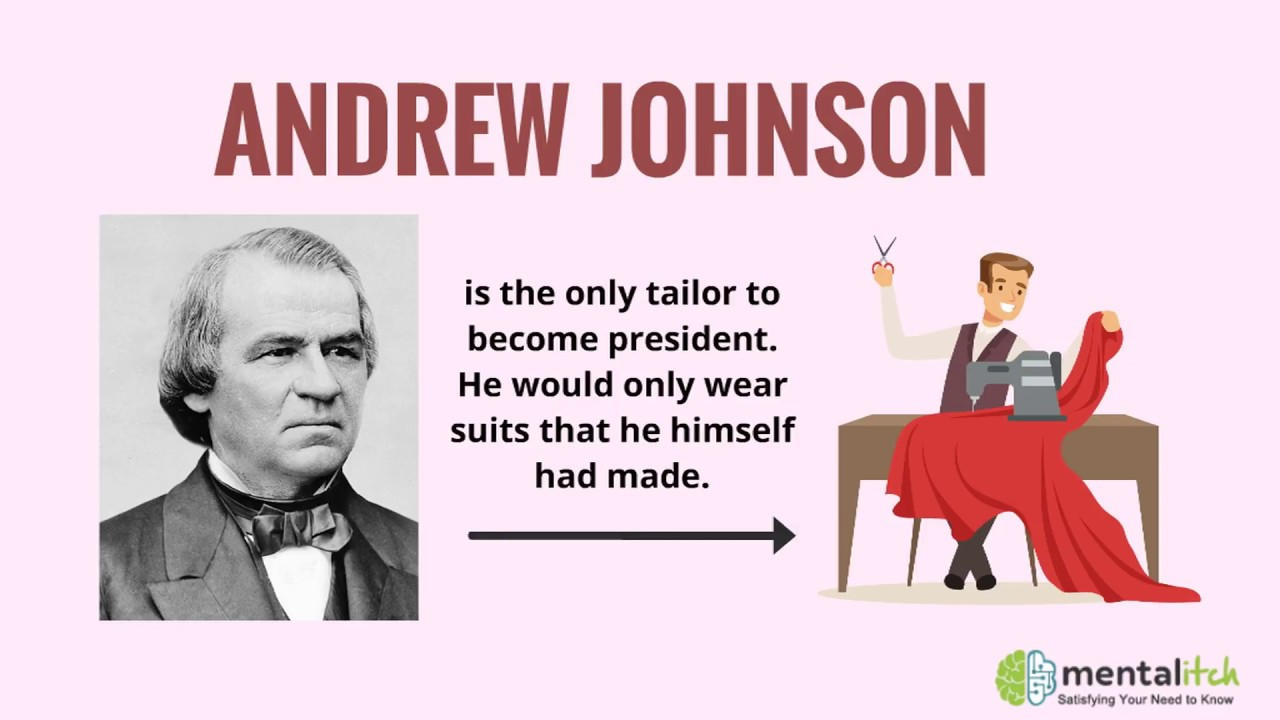 Amazing facts about the presidents of the United States 24Warez.Ru 44