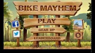 "Hack ""Bike Mayhem"" Items Using Freedom"