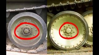 Малоизвестные факты о танке Т-34. Как на танк устанавливали опорные катки от Пантеры
