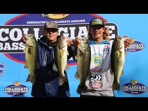2019 AFTCO Collegiate Bass Open Pt. 1