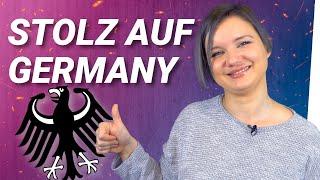 Franziska Schreiber: Deutsche Flagge, Hymne & Co. Darauf bin ich stolz