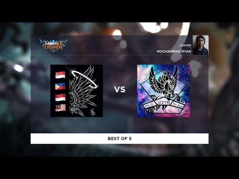 RevivaLTV Mobile Legends Showmatch - Saints Indonesia vs MYTH