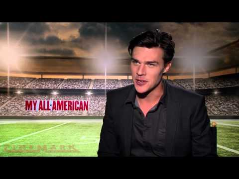 My All American - Behind The Scenes Interview With Cinemark