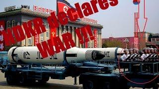 NORTH KOREA DECLARES WAR ON THE US !!! BREAKING NEWS !!!