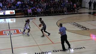 Urbana vs. Champaign Central Basketball 1-12-18