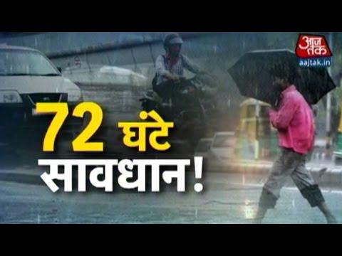 48-Hour Weather Alert In Uttarakhand, Himachal And Jammu & Kashmir
