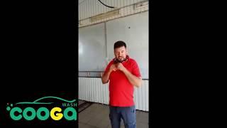 Видео отзыв от клиента. Cooga Wash Мойки самообслуживания в г.Людиново
