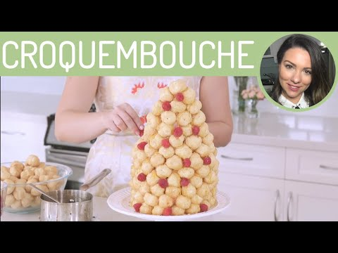Easy New Years Eve Dessert- The Croquembouche