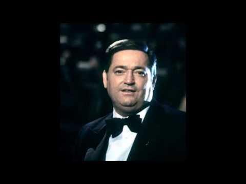 Willy Alberti (Dutch tenor) sings famous opera aria's