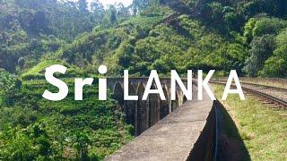 Sri Lanka - THREE WEEKS Backpacking around the Country!