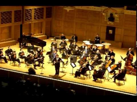 Chris Thile - Mandolin Concerto (Ad astra per alia porci) - Part 1 of 2