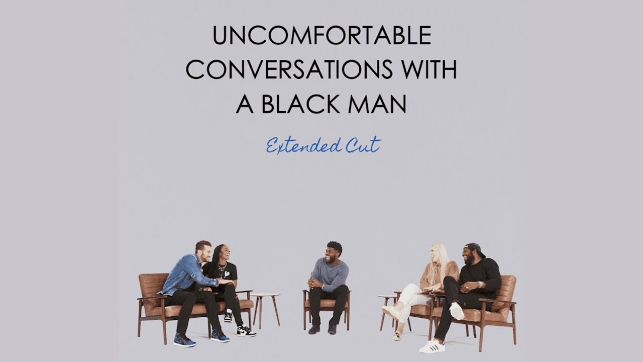 EXTENDED VERSION - Interracial Relationships - Uncomfortable Conversations with a Black Man - Ep. 5