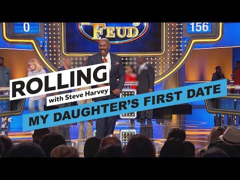 My Daughter's First Date | Rolling With Steve Harvey