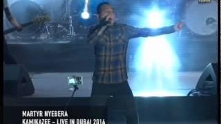 Kamikazee - Martyr Nyebera (live In Dubai 2014)