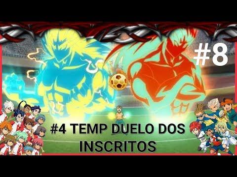 ☠ Inazuma GO Strikers 2013 ☠ 4º TEMPORADA - 8 JOGO