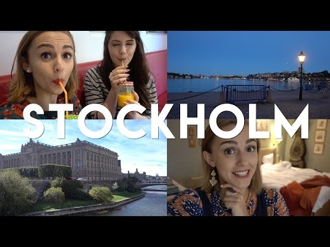 A Surprise Solo Trip to Stockholm | Hannah Witton
