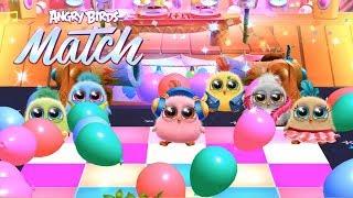 Angry Birds Match Teaser trailer #2
