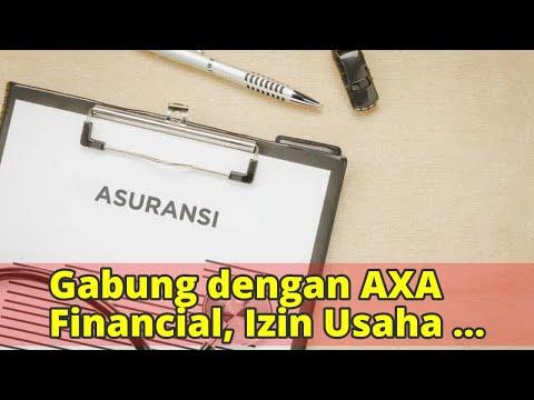 Gabung dengan AXA Financial, Izin Usaha AXA Life Indonesia Dicabut