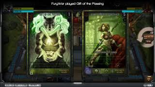 Infinity Wars Trading Card Game ( season 2,episode 1 )