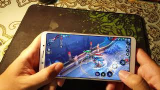 vuclip Test game Liên Quân Mobile trên OPPO F5