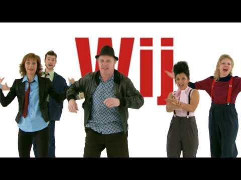 Jij, Ik, Wij, SP! - De videoclip!