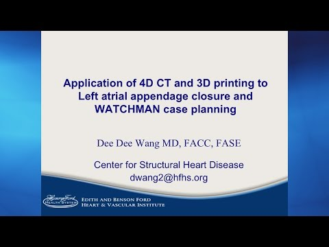 Application of 4D CT and 3D printing