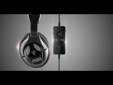 Turtle Beach Ear Force PX24 Multi-Platform Gaming Headset