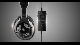 turtle beach ear force px24 multi platform gaming headset