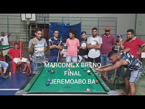FINAL TORNEIO JEREMOABO.BA/BRENO TUCANO.BA VS MARCONE POÇO VERDE.SE