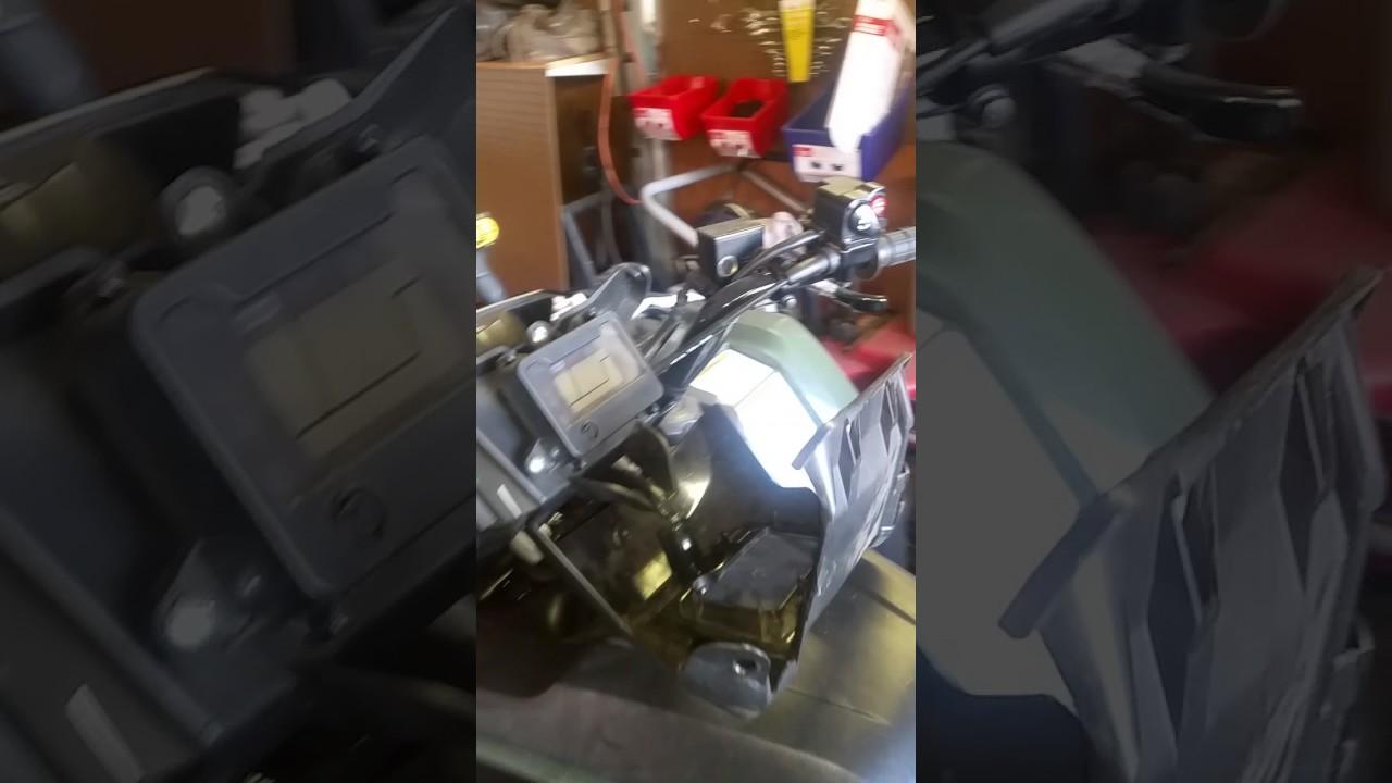 hight resolution of honda foreman replacing key ignition