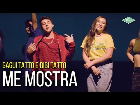 Gagui Tatto & Bibi Tatto - Me Mostra