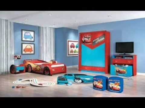 Diy toddler boy room decor ideas youtube for Room interior design for boys