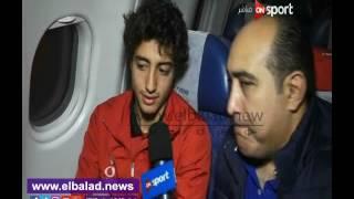 محمد هاني: الأهلي لم يتلق أي عرض خارجي لاحترافي