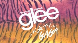 Glee cast feat. Adam Lambert - Into The Groove - Acapella