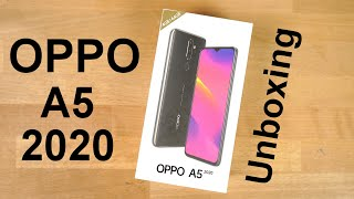 Oppo A5 2020 Unboxing, Specs, Price, Hands-on Review