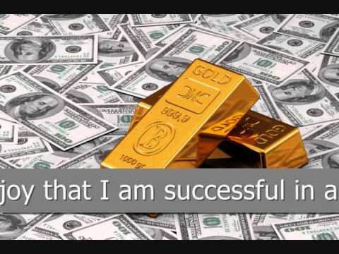 Magnetize Money Millionaire Mindset | Subliminal Law Of Attraction Messages for wealth, money