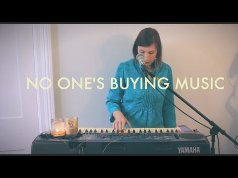 No One's Buying Music (A song by KASHKA)