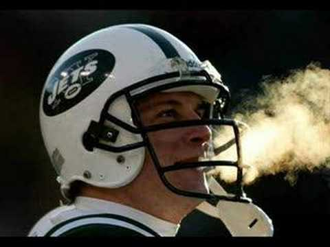Jets Fans love Chad Pennington